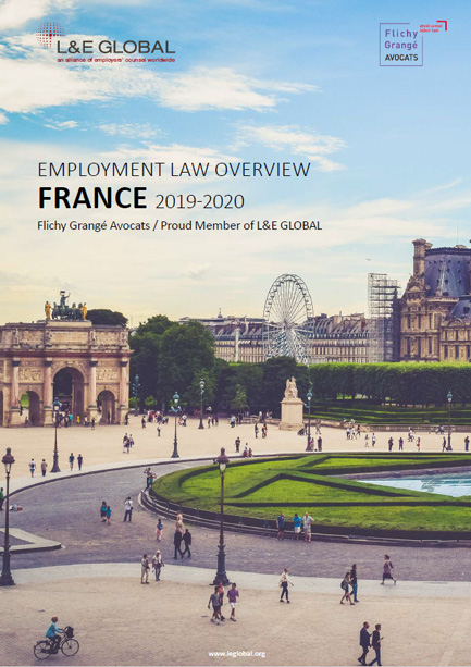 L&E Global employment law overview france 2019-2020